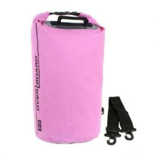 Over Board Waterproof Dry Tube Bag 20L Pink